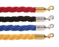 "1"" Braid Rope w/ Slide Snap Ends"