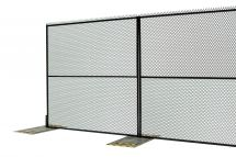 8' x 8' Fortress Anti-Scale Portable Fence