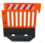 Orange StrongWall Construction Barricade