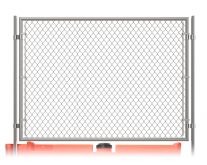 StrongFence 36 - 4ft x 6ft Chainlink Fence Topper
