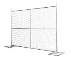 8'x10' Versa Chain Link Temp Fence Panel