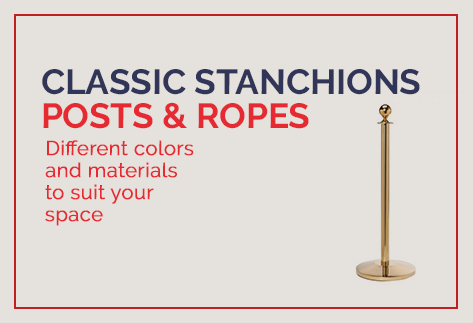 Ropes and Stanchions