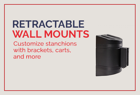 Retractable Wall Mounts