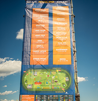 MoonRise Festival - Map Banner