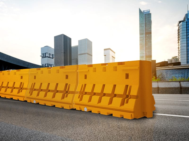 Safeguard 42 Jersey Style Barrier