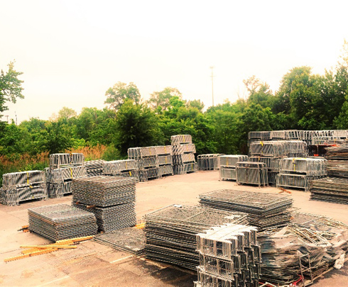 Sonco Barricades Warehouse