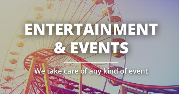 Entertainments and Events